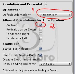 Cách biên dịch ra file APK cho android trong unity 3D - Các